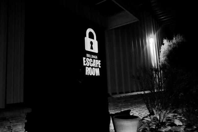 Escape Room Billings Night